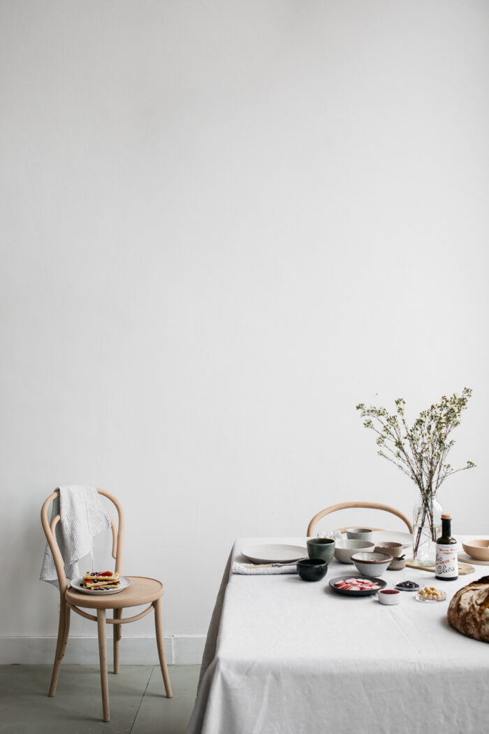 Flexible dining room - Design Studio Nu : Design Studio Nu