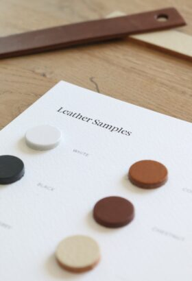 Design Studio Nu - sample card