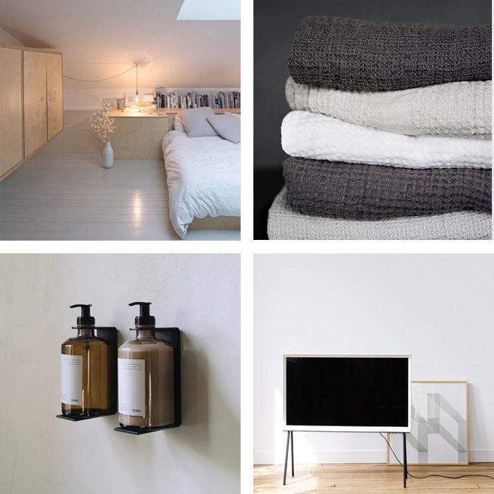 Plannen voor een slaapkamer op zolder - Design Studio Nu : Design ...